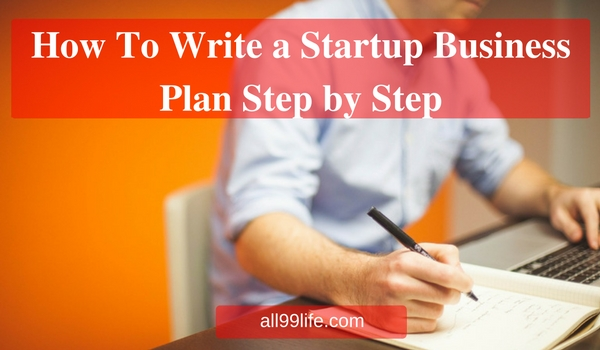 Business plan step by step