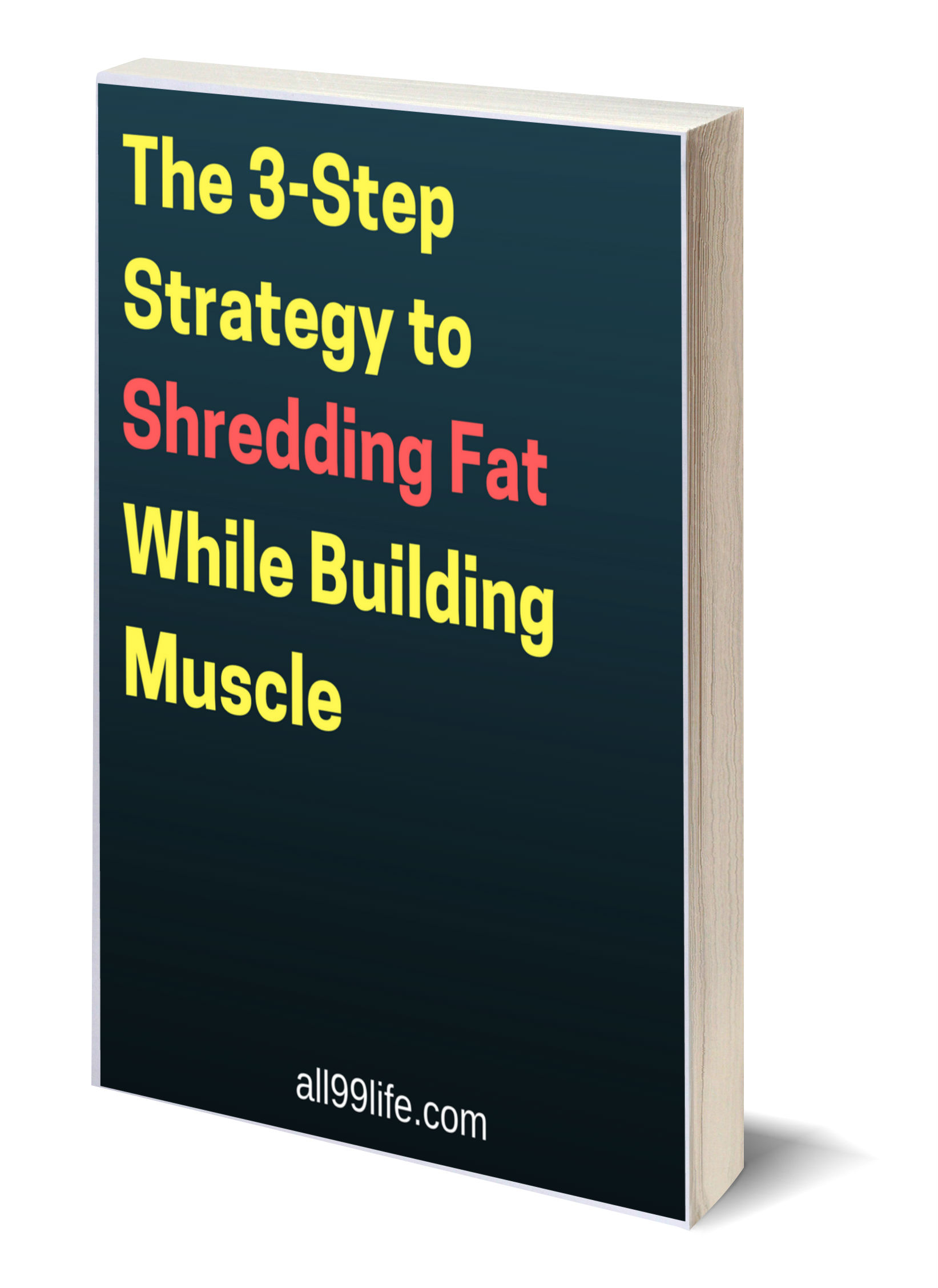 Shred Fat Build Muscle 3d