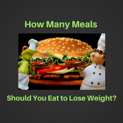 How Many Meals Should You Eat A Day to Lose Weight
