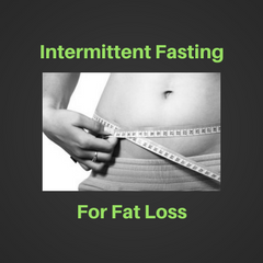 Intermittent fasting for fat loss thumbnail